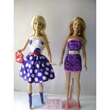 Ropa Bella Para Barbie Vestidos Conjunto Tutu 2 Mismo Precio