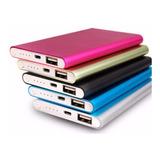 Powerbank Ultra Slim 4000mah Cargador Bateria Portatil Cel