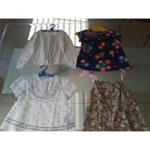 Sweater Talla 4 Y Vestidos Casuales Talla 5