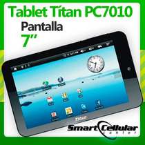 Tablet Titan 16gb Multi Touch Doble Camara 1080 Hd Android