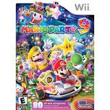 Juego Digital Nintendo Wii Mario Party 9 Tienda