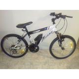 Bicicleta Rin 20 Mtb Marca Greco De 12 Velocidades