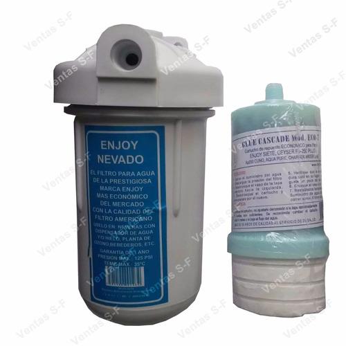 Filtro de agua nevado combo de 2 cartuchos precio - Filtro de agua precio ...
