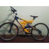 Bicicleta Montañera Rin 26 Greco Elevatio Remate 120verd