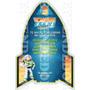 Tarjetas De Invitacion Toy Story En Forma De Cohete - Epv