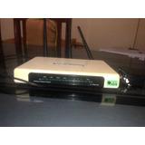 Rauter Tp Link 3 Antenas Internet Wifi