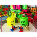 Lego Super Heroes Batman Superman Figuras Armables 4unid
