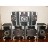 Equipo De Sonido Sony Genezi Mhc-gtx88