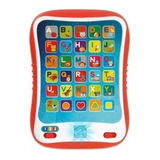 Tablet Interactivo De Aprendizaje Sonidos Letras Y Numeros