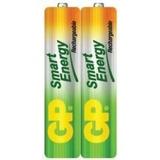 Batería Pila Recargable Gp Aaa Shrink Pack  2 Garantizada
