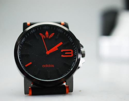 76aa5654c413 Reloj De Pulsera adidas Nuevo Deportivo Agujas Grande