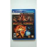 Juego Ps Vita Mortal Kombat Fisico