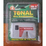Protector De Voltaje Aires Acondi 220v Cava Tr-2 Xtc/ 10 Vrd