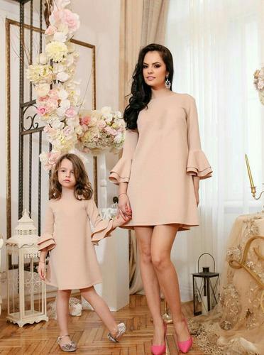 Imagenes de vestidos de fiesta madre e hija