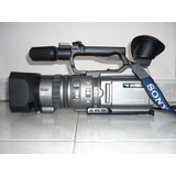 Cámara Filmadora Sony Handycam Profesional Vcr Vx2100