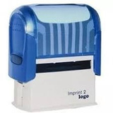 Sellos Automaticos Imprint Logo 2 48x18mm En Oferta!