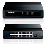 Switch Tp-link Tl-sf1016d 16 Puertos 10/100mbps