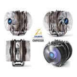 Disipador Cpu Fan Cooler Zalman Cnps12x Intel Y Amd Gamer