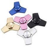Fidget Spinner Aluminio Reduce Estres Ansiedad Somos Tienda