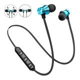 Audifonos Manos Libres Sport Bluetooth Xt11 Deportivo Magnet