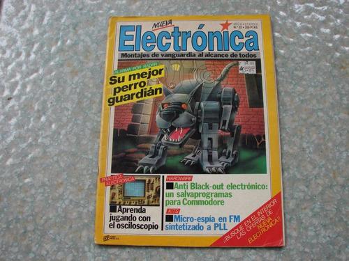 Revista De Electronica # 22 - Proyecto Commodore 64