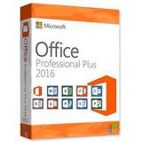 Office 2016  Licencia 1 Pc /digital / 32&64 Bits