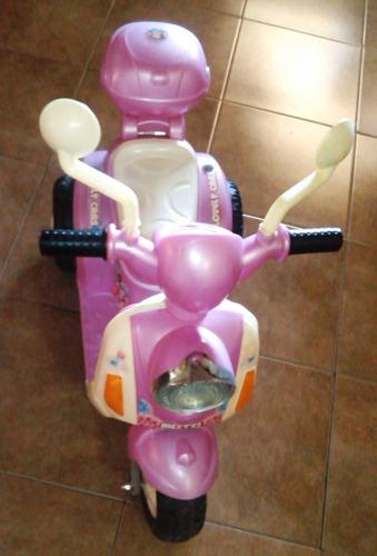 Moto Electrica De Niña