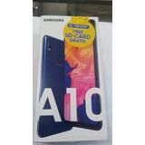 Samsung Galaxy A10 32gb 2de Ram Microsd De 32gb+forro Oferta