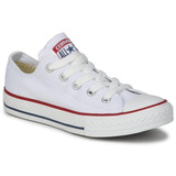 Zapatos Converse Blancas All-star Tienda Fisica Plaza Vzla