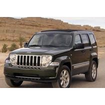 Gato De Compuerta Jeep Cherokee Liberty 2008 / 2009 / 2010
