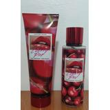 Combo Victoria's Secret Locion Y Crema 100 % Originales