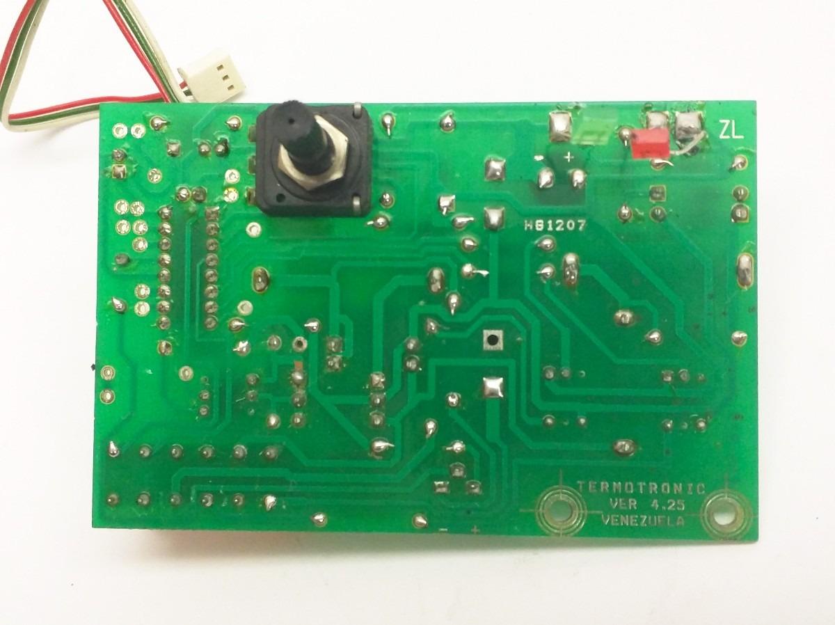Tarjeta de control TAR-09 (descontinuada)