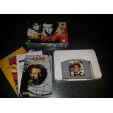 Juego 007 Goldeneye Para Nintendo 64 - N64