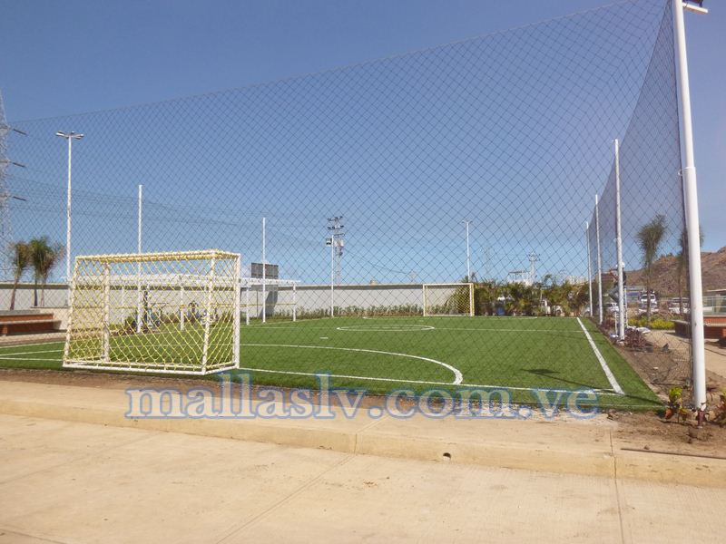 A malla para canchas futbol golf bateo construccion for Malla de construccion