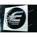 Emblema Redondo Moto Empire, Outlook Rkv Rk6
