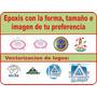 Te Diseño Epoxis Digital Personalizado O Con Tu Logo