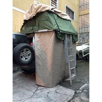 Vestier Para Carpa De Techo T R L 4x4
