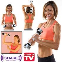 Shake Weight Para Damas Pesas Mancuerna Para Brazos Torso