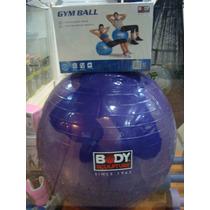 Balon De Gym 26 Para Ejercicios Aerobicos Body-envio Gratis