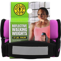 Mancuernas Para Caminar De 2 Lbs Gold´s Gym