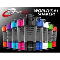 Vaso Mezclador Shaker Cyclone-cup Para Tu Proteina Gym