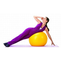 Balon Pelota Yoga Gym Ball Pilates Yoga Gimnasia Anti Burst