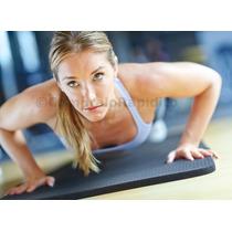 Yoga Mat Pilates Colchoneta Alfombra Camping Playa Ejercicio