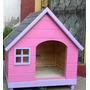 Casas Para Perros En Madera Totalmente Lavables. Exteriores
