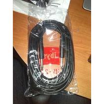 Cable Plug Plug Para Guitarra De 6mts