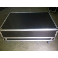 Rack O Case Para Consola Yamaha Digital M7 Original