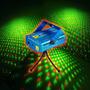 Laser De Dj Compacto Efecto Lluvia, Luz Discoteca Y Eventos
