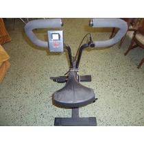 Bicicleta Estacionaria Con Velocimetro Digital, Made In Usa.