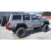 Buches Para Jeep Cherokee Modelo Bushwaker Pocket Style
