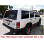 Buches De Jeep Cherokee 98 Al 2001 Y Platina Trasera Maleta